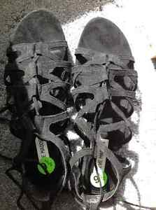 Steve Madden Lace Up Sandals-Brand New for Vacation
