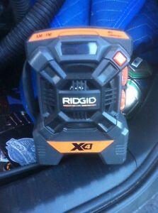 Radio ridgid