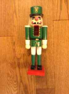 WOODEN NUTCRACKER SOLDIER IS TRULY COLLECTIBLE