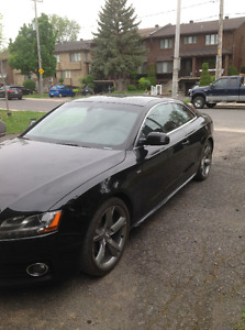 2010 Audi A5 S Line 2.0T Coupe (2 door)