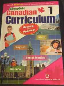 Brand New Complete Canadian Curriculum Grade 1