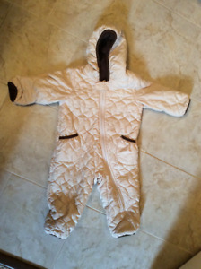 Baby overall suit / Size 80 (high 80cm/weight 11kg)