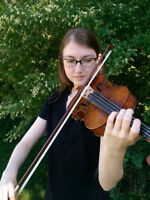 Violin Lessons- Amherstburg/Harrow