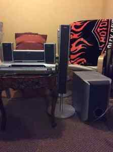Sony S-Master surround sound system. 1000 Watts Cambridge Kitchener Area image 1