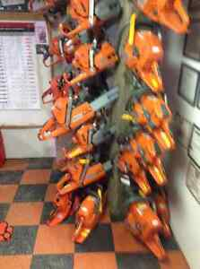 New 50 cc Echo chainsaws on sale with 18 inch bars $399 Peterborough Peterborough Area image 3