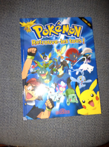 Pokemon search and find in French for sale