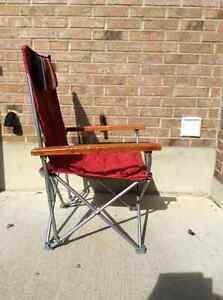 Folding lawn chair Sarnia Sarnia Area image 3