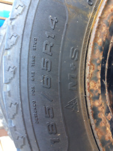 Good year winter tire 185/65R14