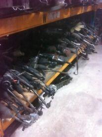 Steering racks