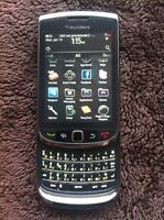 Blackberry Torch unlocked in mint conditions