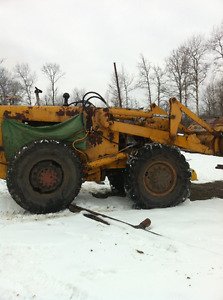 Front end loader .4x4. farm forks