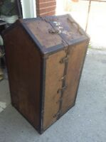 Turn of the century steamer trunk