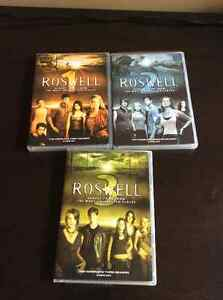 Roswell Season 1-3