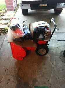 "Ariens 24"" compact. Never used. REDUCED!"