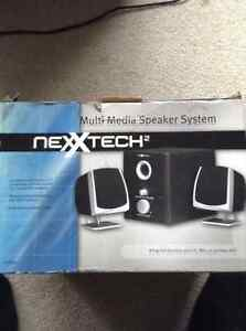 Multi Media Speaker System