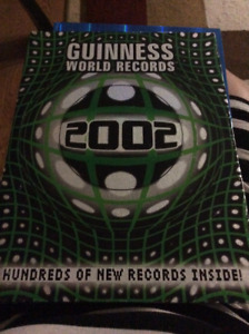 7 Guiness World records books