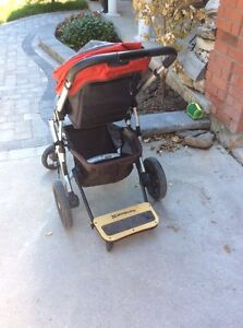 Uppababy Vista Stroller -mint condition; tons of accessories Peterborough Peterborough Area image 3