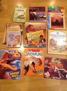 awesome Dinosaur book collection Kingston Kingston Area image 2
