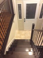 Stairs and railing installer