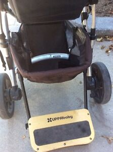 Uppababy Vista Stroller -mint condition; tons of accessories Peterborough Peterborough Area image 6