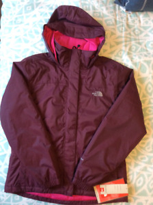 Women's North Face jacket - Small - BNWT