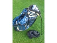 Taylor Made Golf double strap stand bag £55 ono