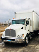 DZ driver wanted Ptbo to GTA daily
