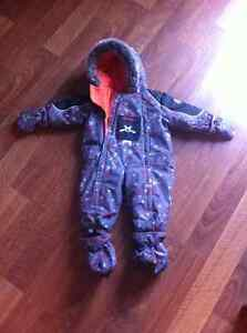 Osh Kosh 12 Month Boys Snowsuit