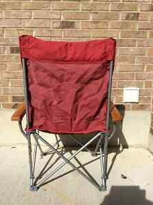 Folding lawn chair Sarnia Sarnia Area image 2