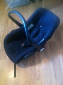 Car seat Ickle bubba black light weight