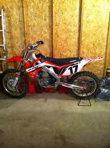 Like New Honda CRF 450R, Would Trade For CBR600RR