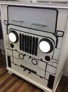 Jeep dresser Kitchener / Waterloo Kitchener Area image 1