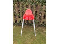 Baby Toddler Child High Chair £5