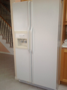 FRIGE AND SLIDE IN ELECTRIC RANGE