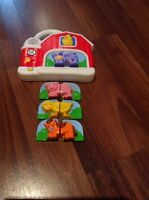 Leap Frog - Farm house - English & French