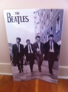 Beatles Posters set of two still wrapped
