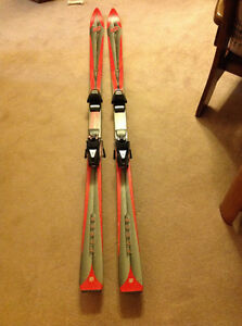 K2 Power Smart Ski Technology Skis