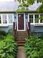 Beautiful house by St Peters Bay, St Peter's, NS