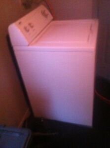 ST Thomas Washer N Dryer 195.00