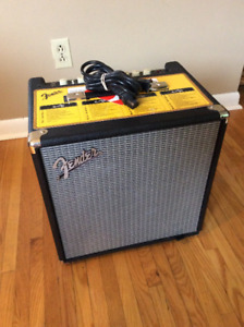 Fender Amp and Base Brand New never used!