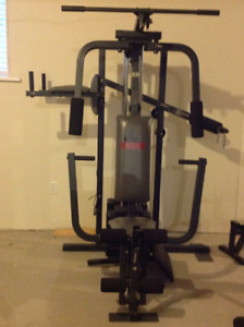 Weider Home Gym - Complete Home Fitness - PRICE REDUCED!!