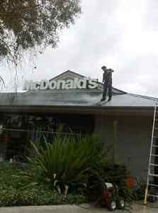 Roof driveway painting & cleaning ■ ■ ■ Campbelltown Campbelltown Area Preview