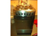 Indesit electric cooker 50cm