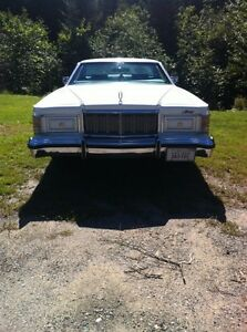 1978 grand marquis with a 460 motor