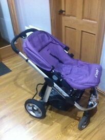 Icandy apple pram and stroller