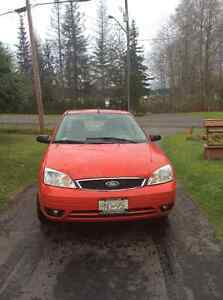 2007 Ford Focus Other Campbell River Comox Valley Area image 2
