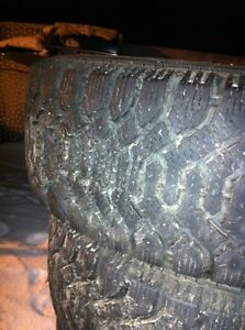 4 BRAND NEW  GOODYEAR NORDIC TIRES West Island Greater Montréal image 3