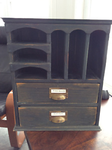 Small Distressed Cabinet Cupboard