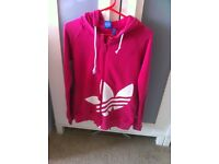 Adidas tops and hoodies
