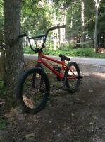 Bmx bike cult cco1 tradeing for a good dirt bike at least 120cc
